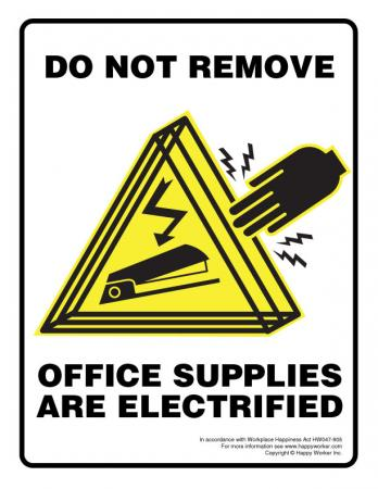 office sign in