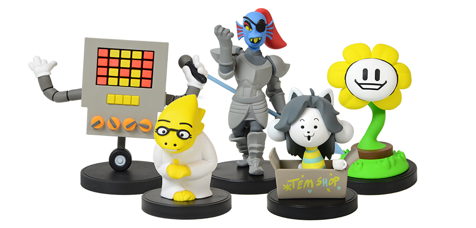 Undertale Little Buddies Series 2 By Happy Worker And