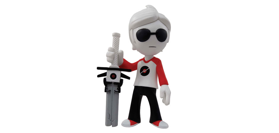 Custom Vinyl Figures Ms Paint Adventures Homestuck