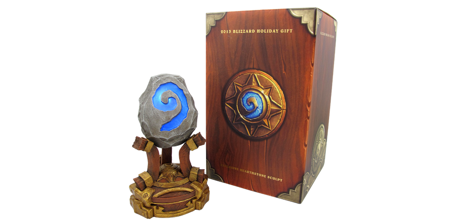 Hearthstone Figurine for Blizzard