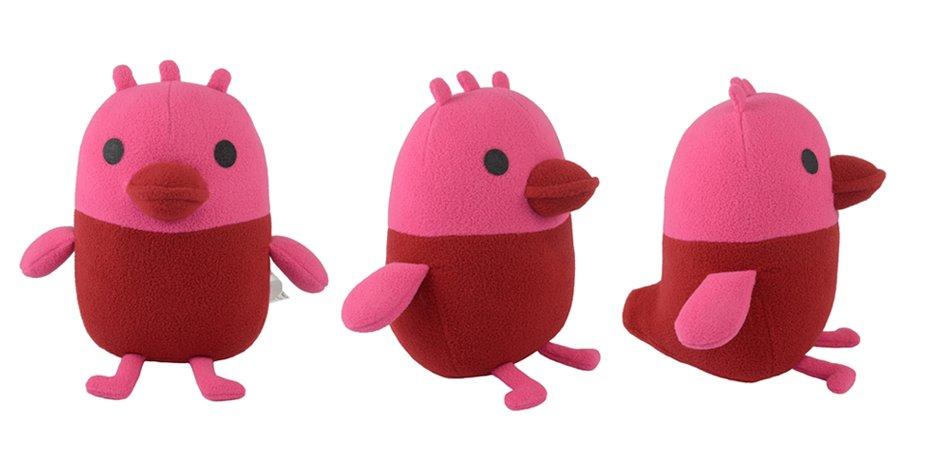 Sago Sago Robin Plush Toy
