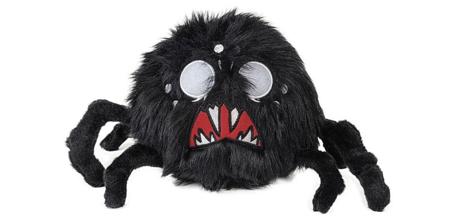 Klei Hissing Spider - Front