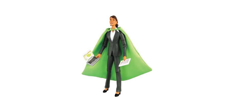 Apartments.com Super Leasing Pro Action Figure