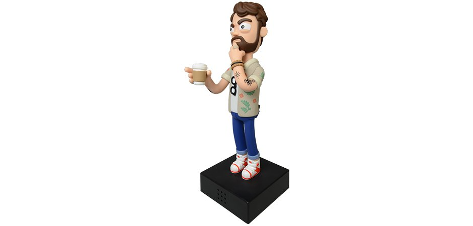 Adobe Art Director Action Figure