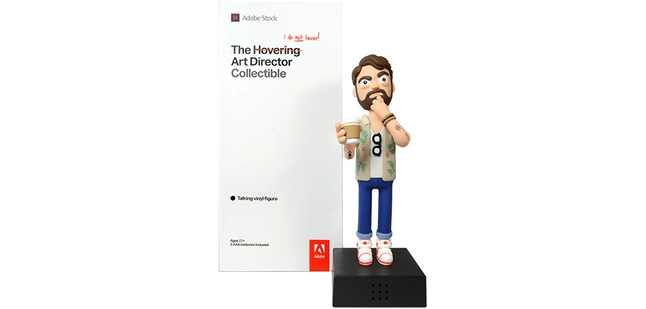 Adobe Art Director Figure