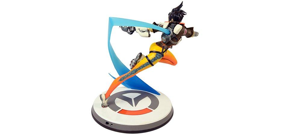 Overwatch Tracer Figurine