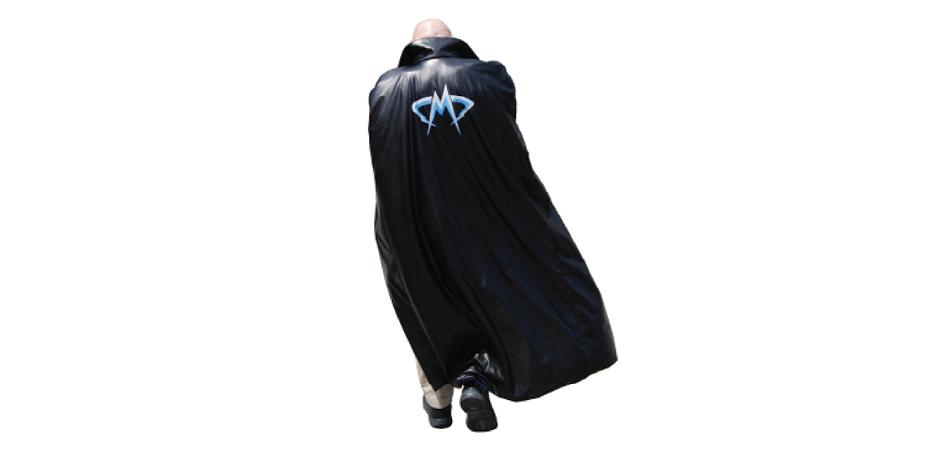 DreamWorks Animation MegaMind Cape