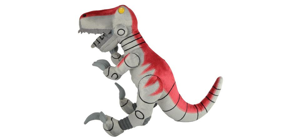 Greater Than Games RaptorBot Plush Toy