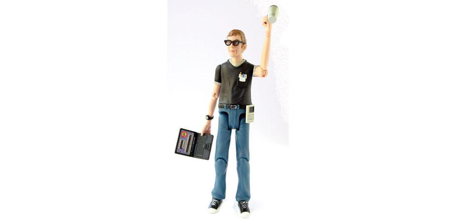 GeekMan Action Figure Toy