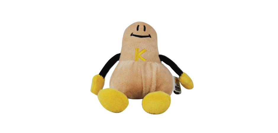 Running with Scissors Postal Krotchy Stuffed Toy