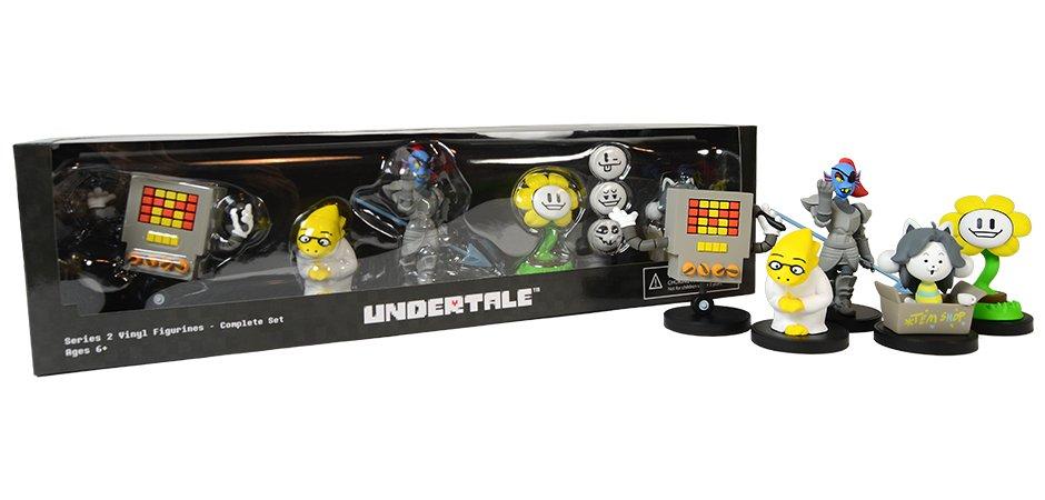 Undertale Little Buddies Series 2 Gift Box