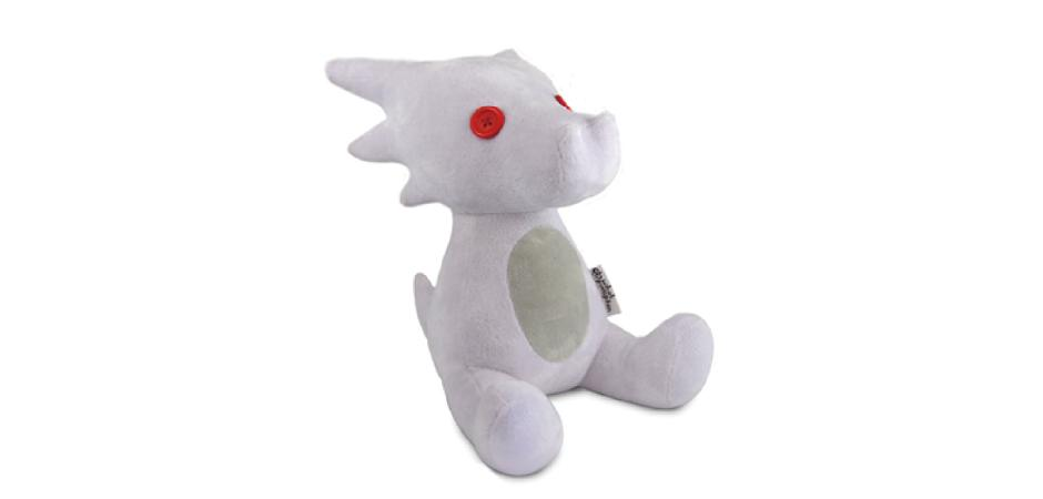 Pyralspite stuffed toy