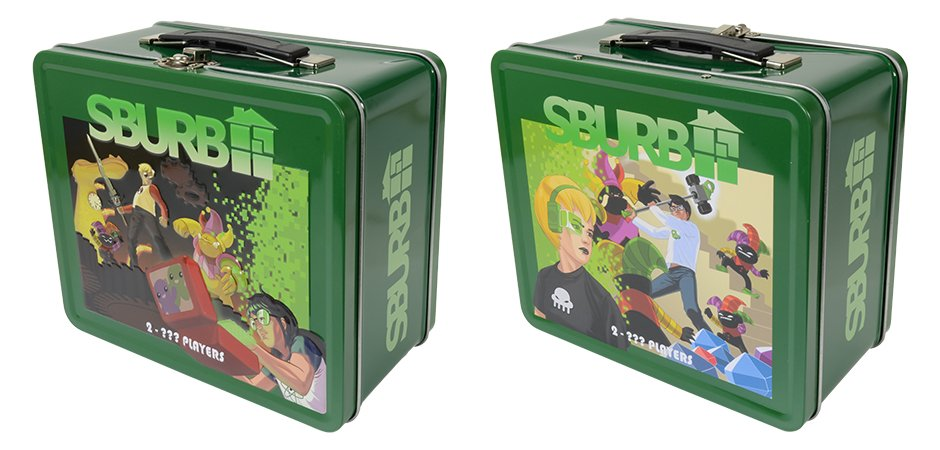 What Pumpkin Homestuck Sburb Lunchbox