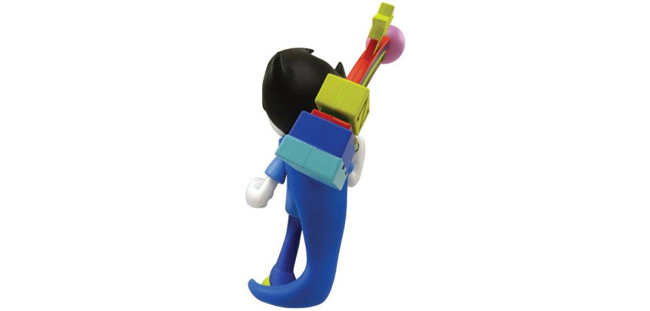 MS Paint Adventures vinyl toy John
