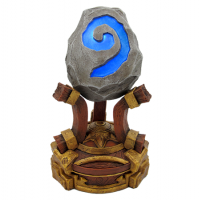 Glowing Hearthstone Replica