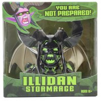 Blizzard Illidan Figure in Box