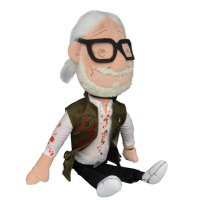 Plush Toy George Romero