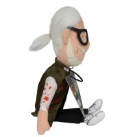 Plush Doll George Romero