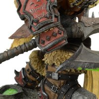 Grommash Hellscream World of Warcraft Blizzard Statue