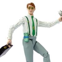 MoneyMan Banker Action Figure