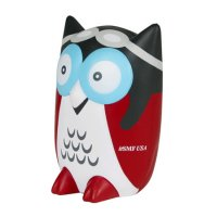 Owl itSMF Stress Toy New Orleans