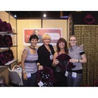 """Cosmoprof Promotion of Plush """"a"""" Letters for Poza"""