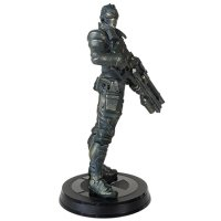 Blizzard Soldier 76 Overwatch Resin Statue Right