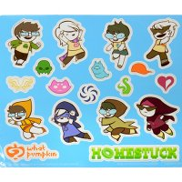 Stickers What Pumpkin Homestuck