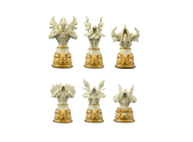 Custom Resin Figures Chess Set