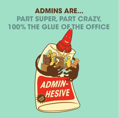 Administrative Professional Office Glue