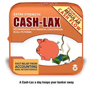 Cash-Lax - Financial Fun and Accountant Humor