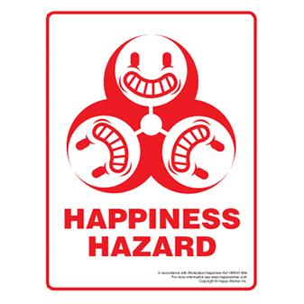 Happiness Hazard