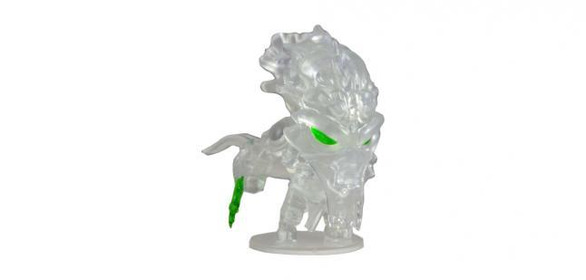 Blizzard Cute but Deadly Zeratul Figure
