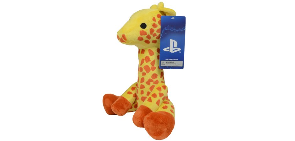 Last of Us Giraffe Toy