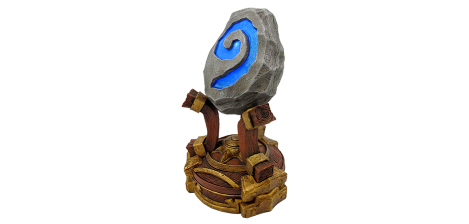 Blizzard Hearthstone Statue Collectible