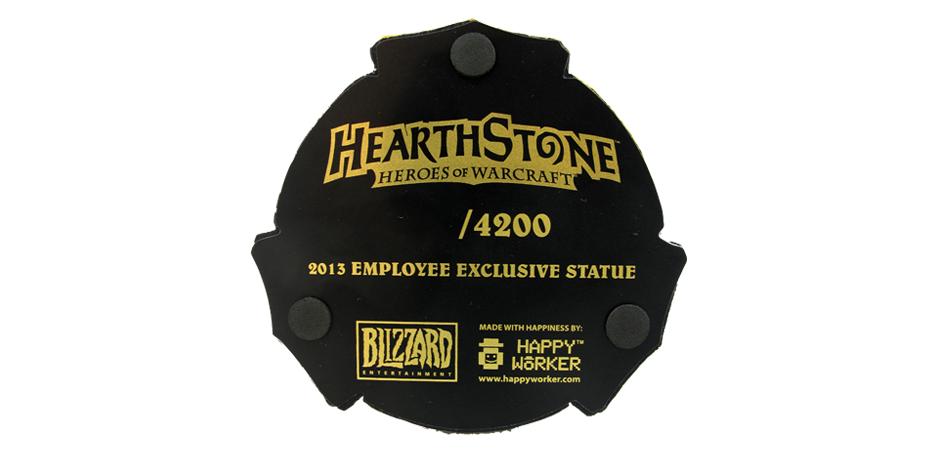 Hearthstone Figure Base Printing