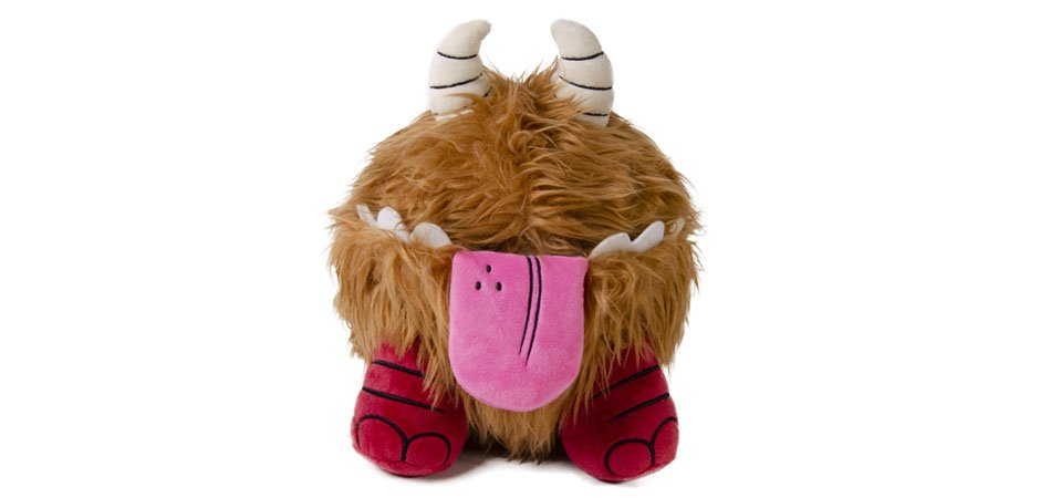 Chester Plush - Front