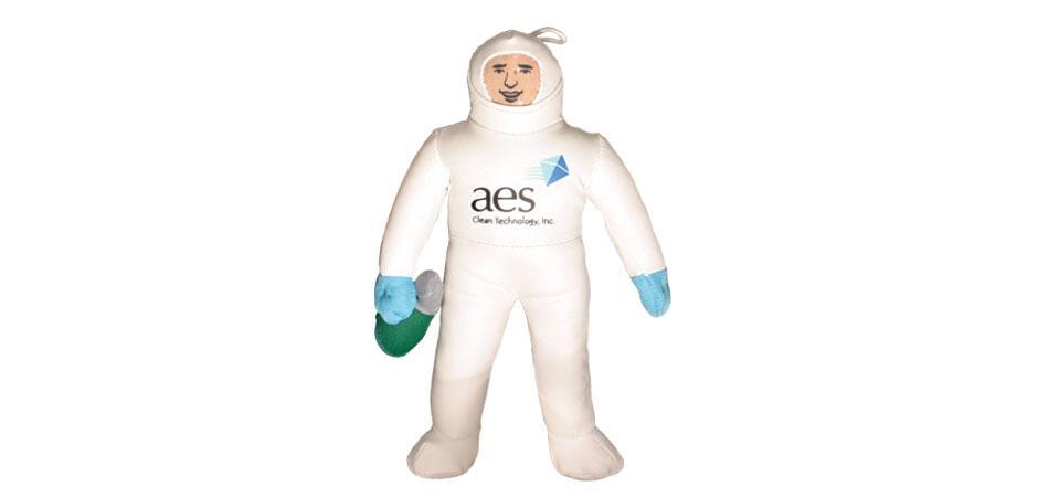 AES Clean Custom Plush
