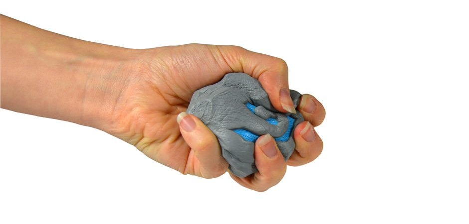 Hearthstone-Shaped Stress Reliever by Blizzard