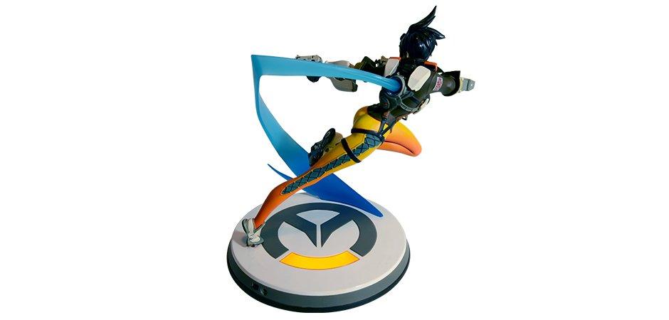Overwatch Tracer Figure