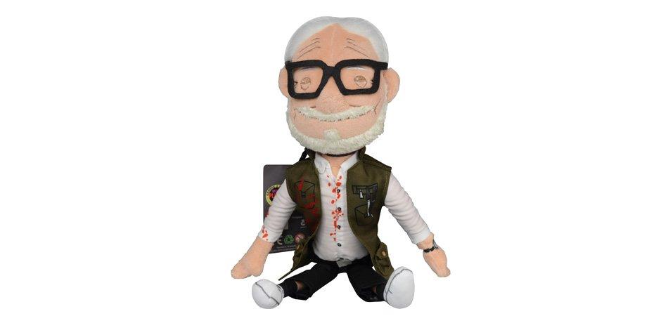 George Romero Collector Plush