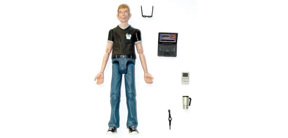 GeekMan Action Figure Accessories