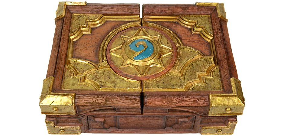 Hearthstone Keepsake Box Blizzard