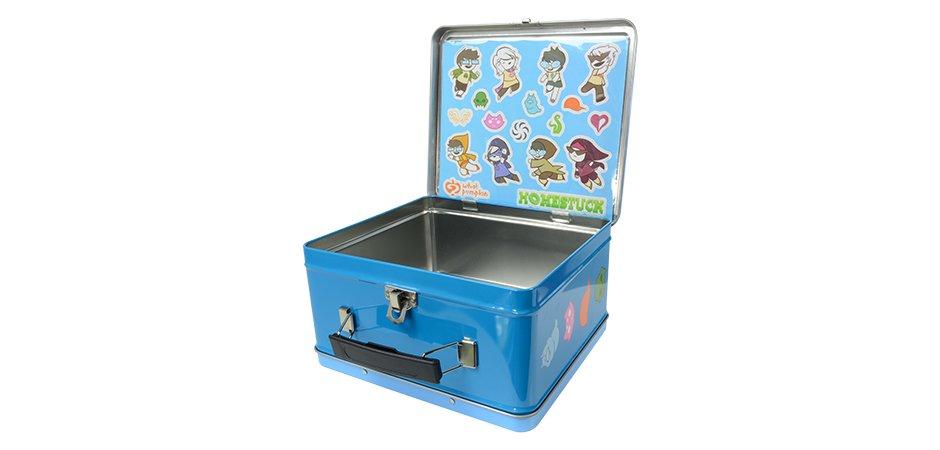 Homestuck Lunchbox What Pumpkin