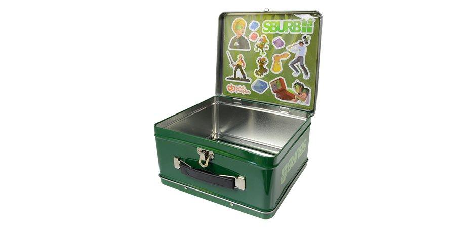 What Pumpkin Sburb Lunch Box