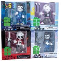 Homestuck Vinyl Figure Custom Packaging