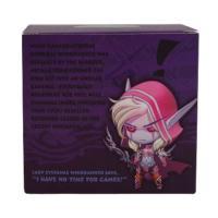 World of Warcraft Sylvanas Vinyl Figure Packaging Back View