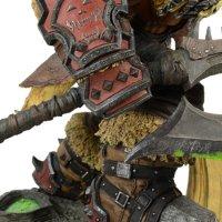 Grommash Hellscream World of Warcraft Blizzard Statue