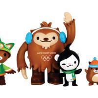 Vancouver 2010 Olympic Mascot Vinyl Figures