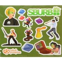 What Pumpkin Homestuck Sburb Stickers